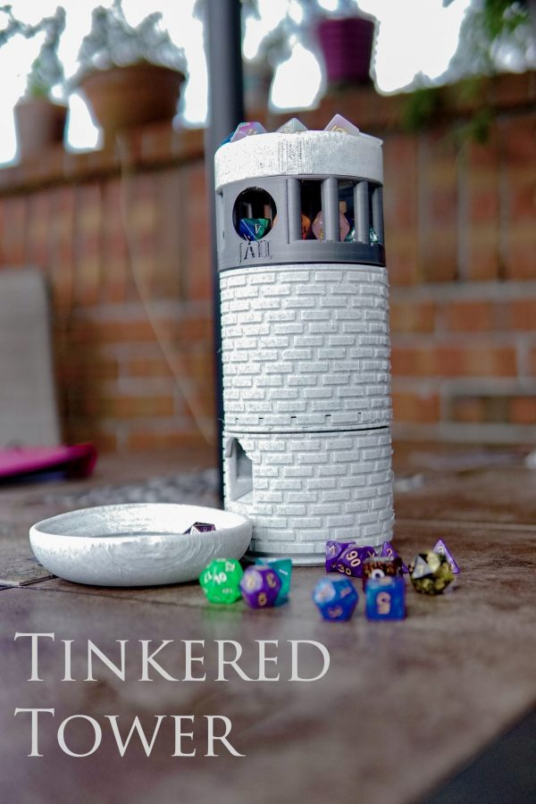 Tinkered Tower Picture