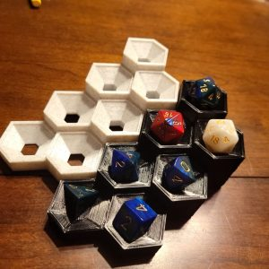 Simple Dice Displays