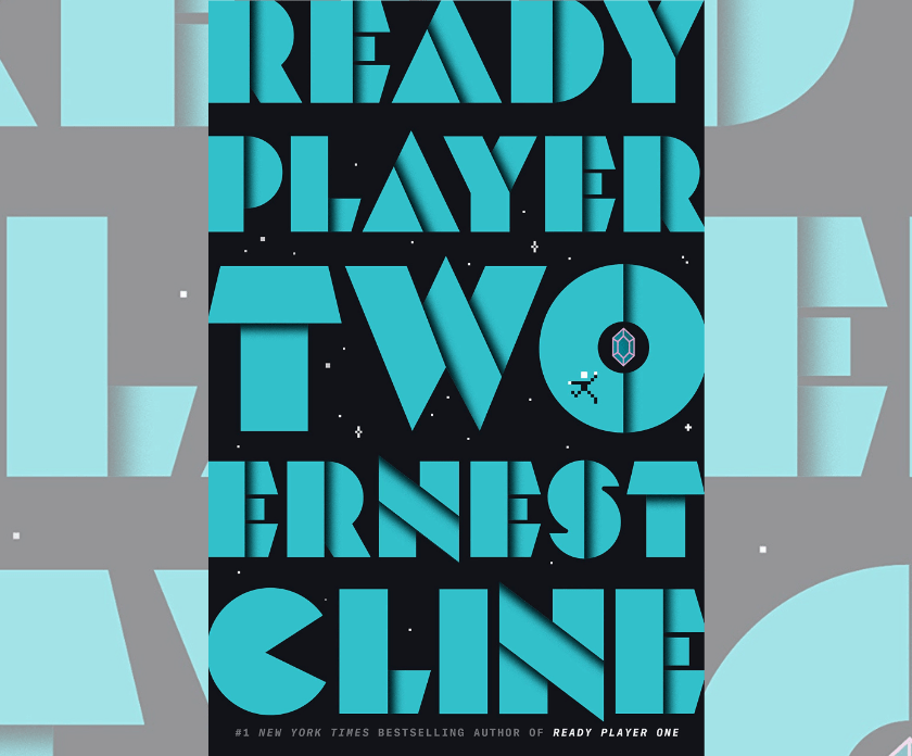 Ready Player Two Title Banner